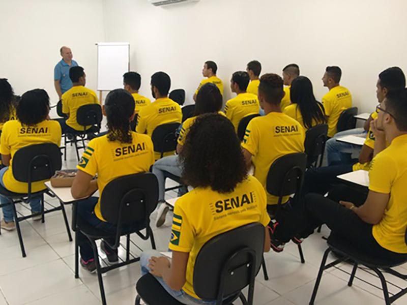Duratex mantém programa Jovem Aprendiz em Aracaju
