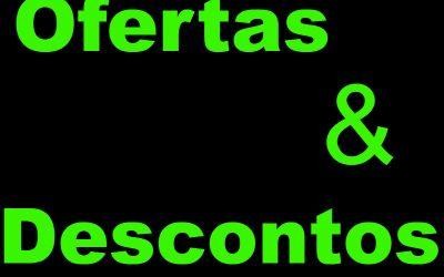 Ofertas & Descontos