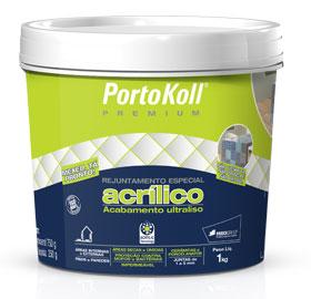 Rejunte Acrilico Premium PortoKoll