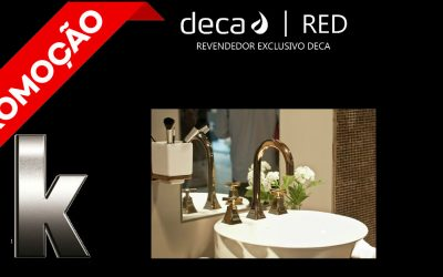 Akabamentos RED: Revenda Exclusiva Deca